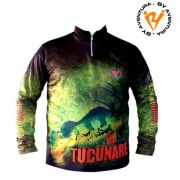 Camiseta Ml Tucunare (1700) Gg1
