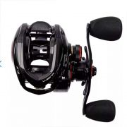 Carretilha Marine Sports Lubina Black Widow Shil Gtx (Esquerda)