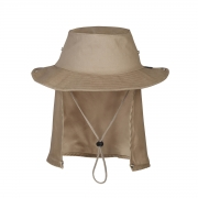 Chapéu c/ Proteção de Pescoço Jogá (Caqui)