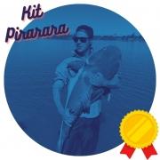 Kit de Pesca Pirarara Ouro Profissional