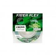 Linha Crown Multi Fiber Flex 4x Verde (100 M)
