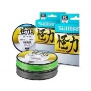 Linha Multifilamento Shimano Kairiki 60 lbs 150 m