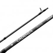 Vara Albatroz Cadenza P/ Carretilha 1,68 m 17 lbs (2 Partes)