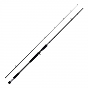Vara Maruri Black Tamba p/ Carretilha 2,40 m 60 lbs (2 Partes)