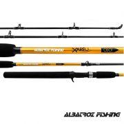 Vara p/ Carretilha Albatroz Fishing Xareu 6'6'' 45 lbs