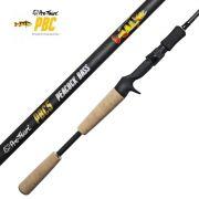 Vara p/ Carretilha Pro Tsuri Peacock Bass 5'8'' 30 lbs