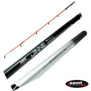 Vara Saint Jinne p/ Molinete 2,10 m 24 lbs (2 partes)