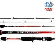 Vara Albatroz Speedfish p/ Carretilha 1,50 m (Inteiriça)