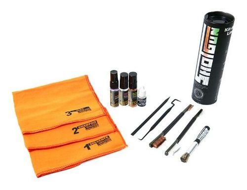 Kit Profisisonal De Limpeza De Armas Operator Shotgun  - Pró Pesca Shop