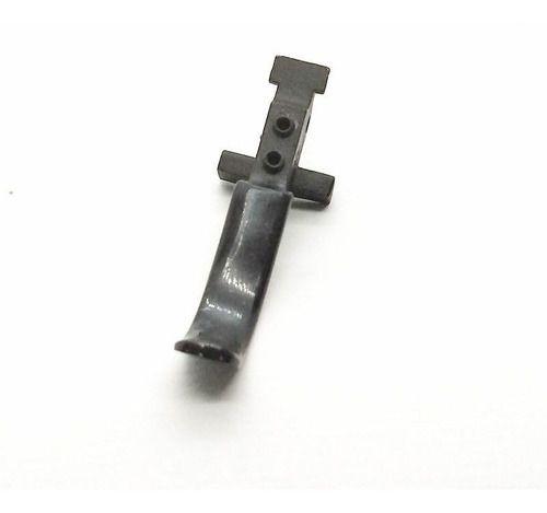 Tecla do Gatilho de Aço p/ Carabina Hatsan Ht 80, 95, 125, 130