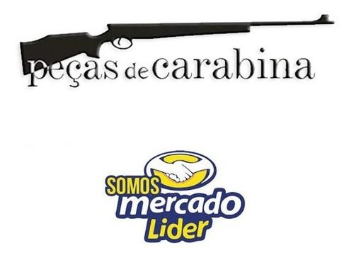 Parafuso Dianteiro Da Coronha Cbc B19 (10006383)  - Pró Pesca Shop