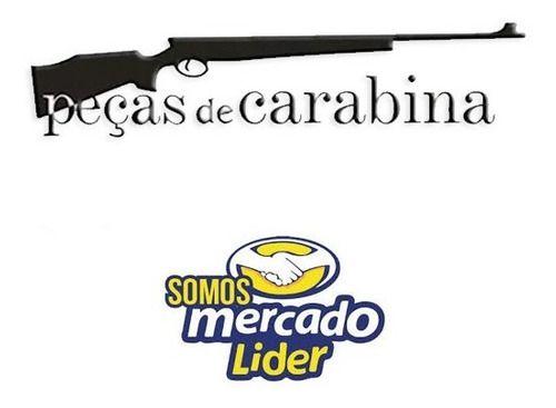 Guia E Amortecedor Da Mola De Ação Carabina Cbc Nitro X (10003710)