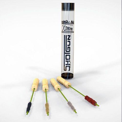 Escovas P/ Limpeza De Arma X-treme Calibre .40/10mm  - Pró Pesca Shop