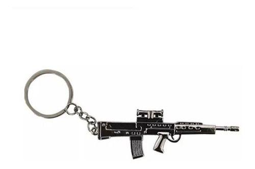 Chaveiro Decokey Mini Arma  - Pró Pesca Shop