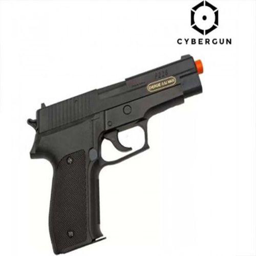 Pistola Airsoft Sig Sauer P226 Spring Mola