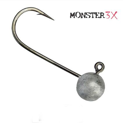 Anzol Jig Head Monster 3X