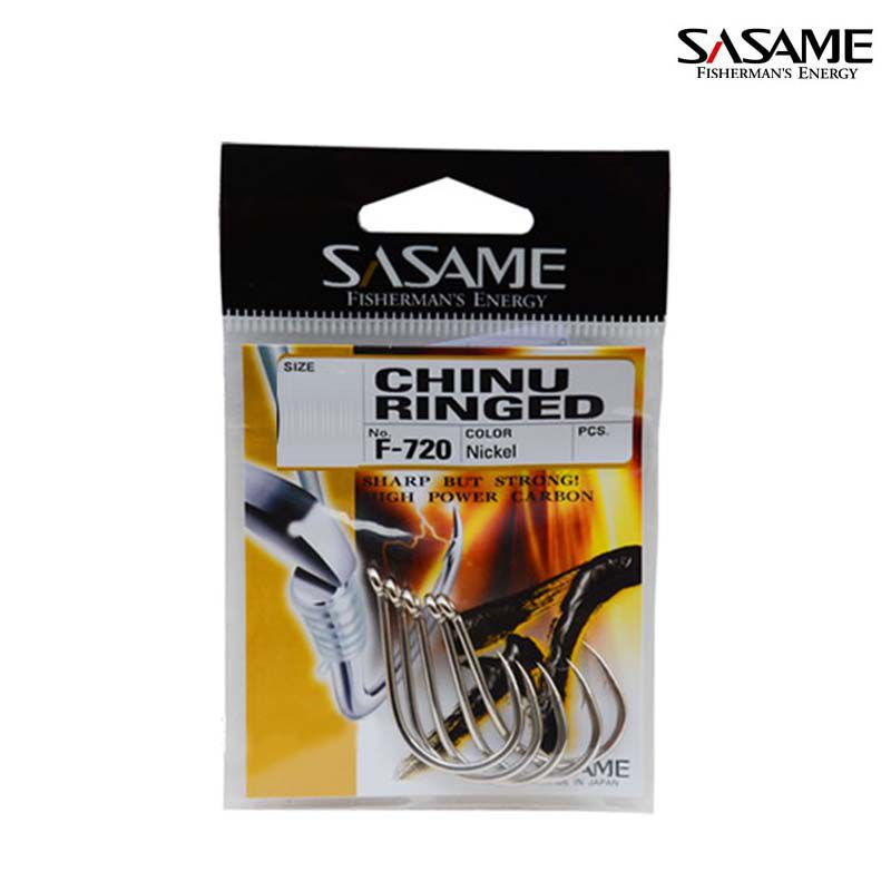 Anzol Sasame Chinu Ringed nº 08
