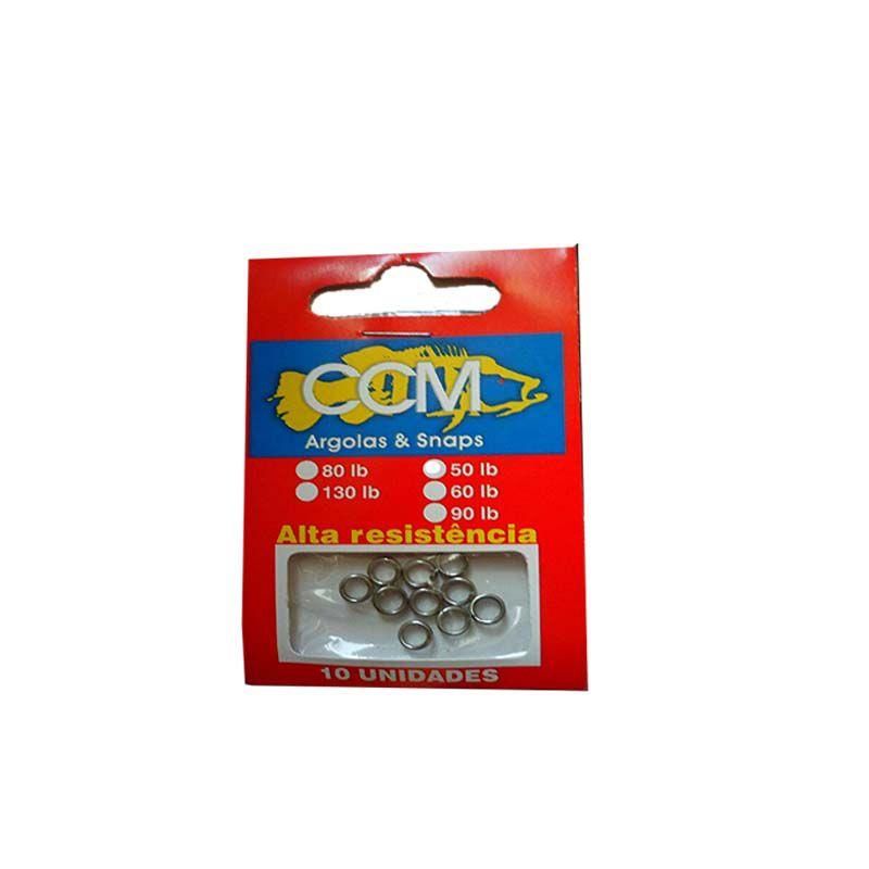 Argola CCM 50 LBS (Sem Trava)  - Pró Pesca Shop