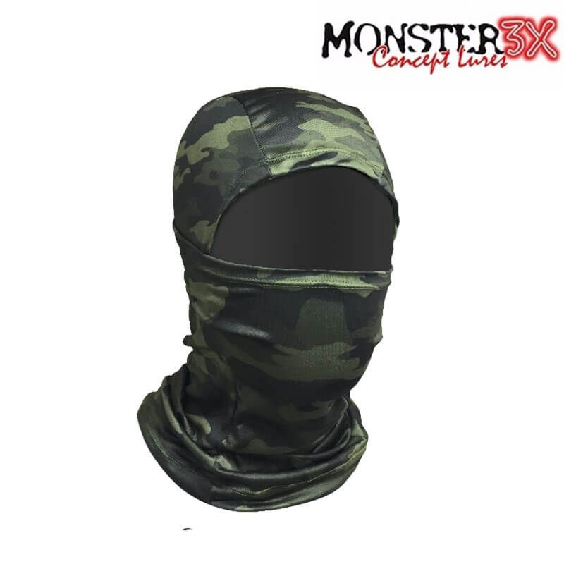Balaclava Monster 3X Outdoor