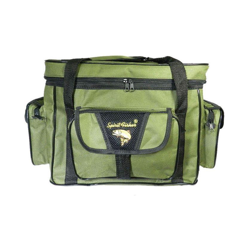 Bolsa de Apetrecho G Combat Nylon 600 Verde  - Pró Pesca Shop