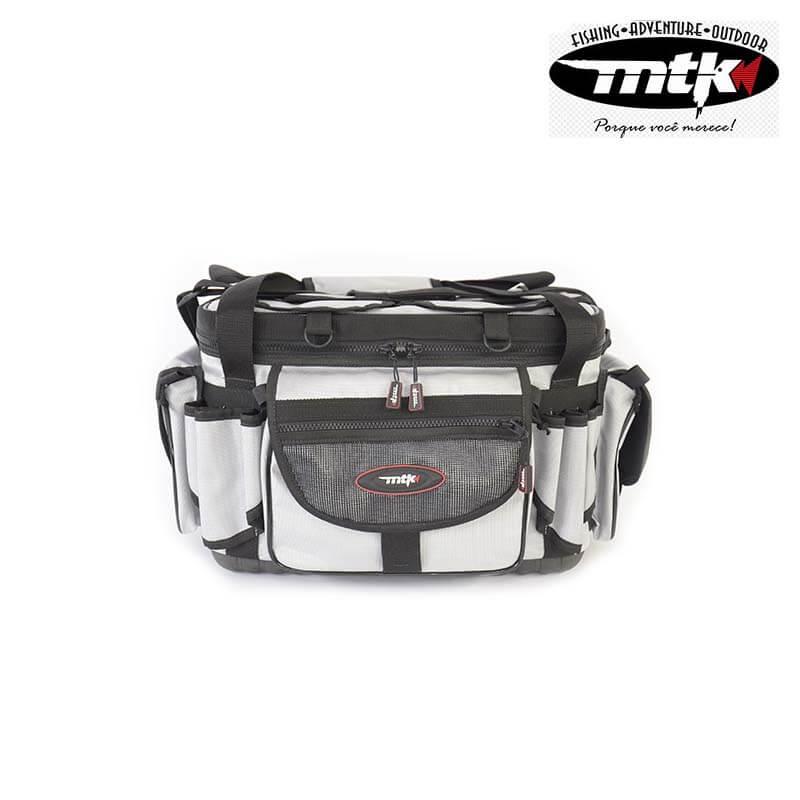 Bolsa Mtk New Premium Plus G (Prata)