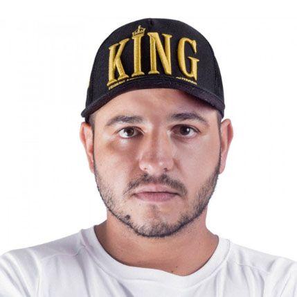 Boné King Brasil