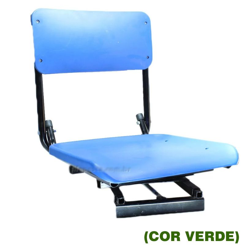 Cadeira P/ Barco Confort Action X Verde