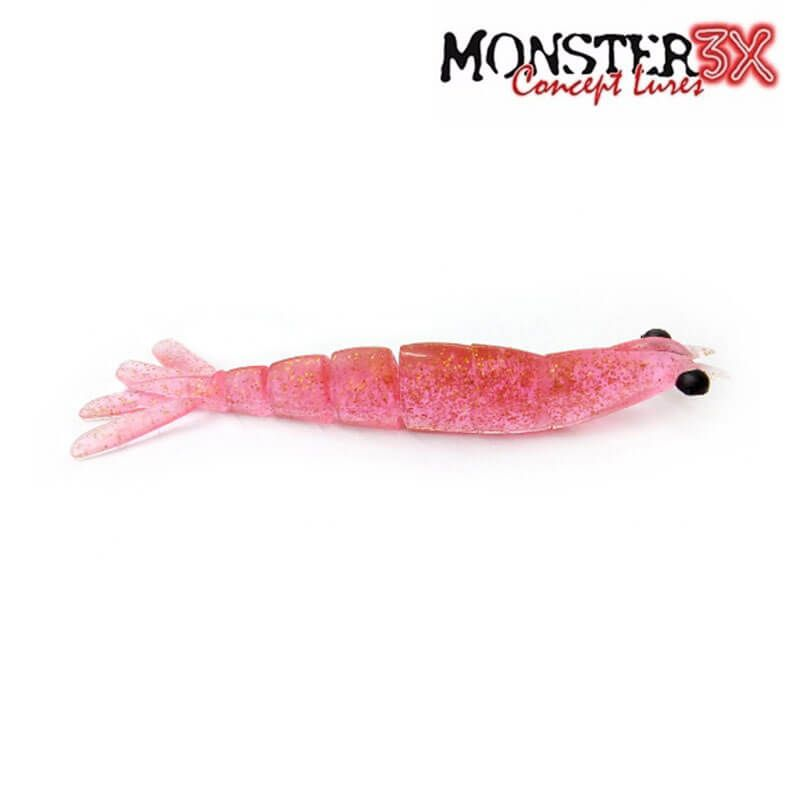 Camarão Monster 3X X-Move 12Cm Premium