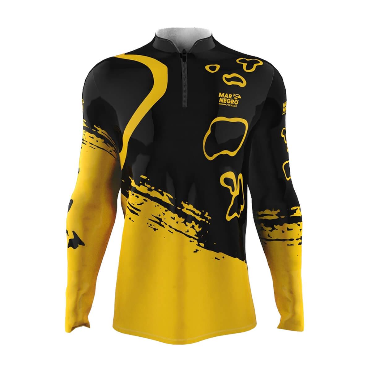 Camiseta de Pesca Mar Negro 2021 T20  - Pró Pesca Shop