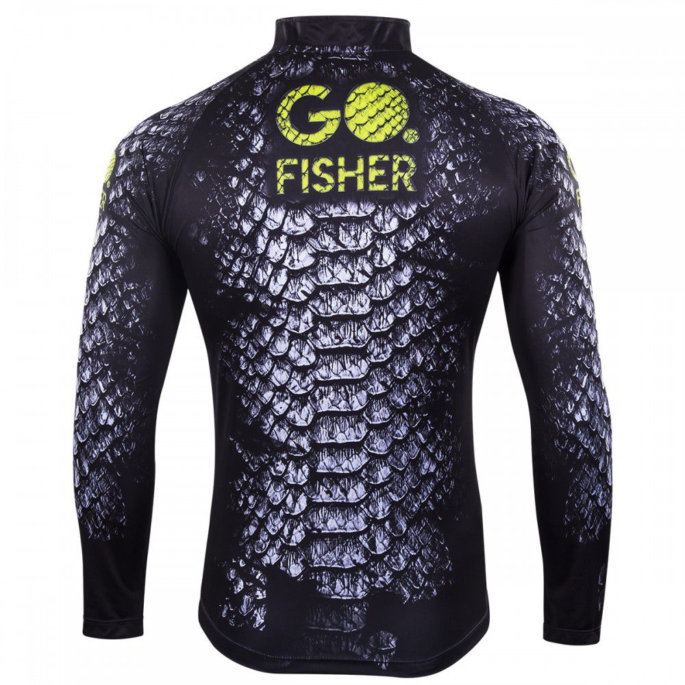 Camiseta Go Fisher Action 14 Skin