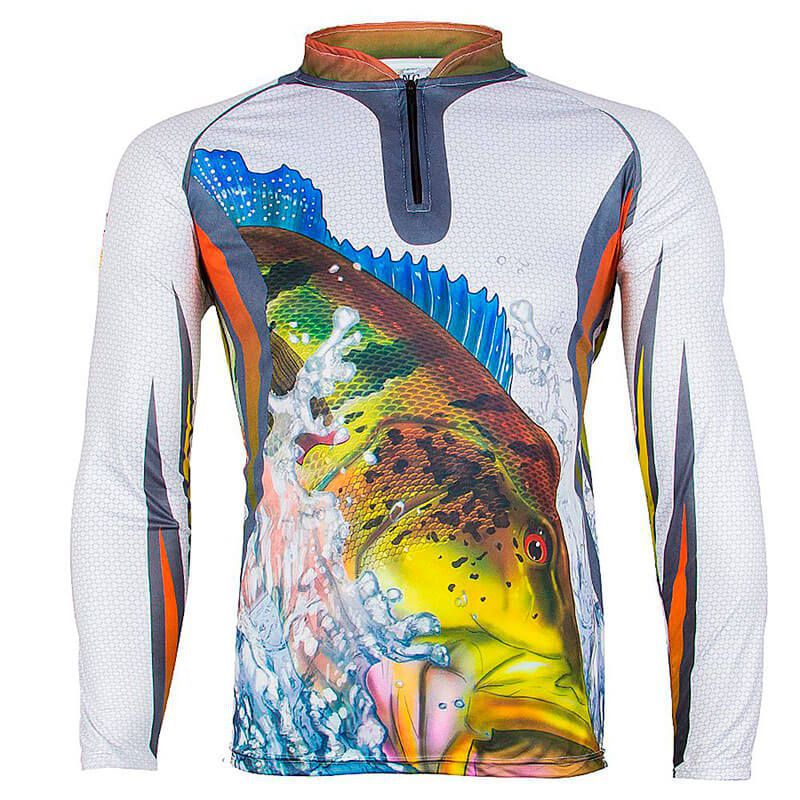 CAMISETA KING FISH KFF20 TUCUNARE
