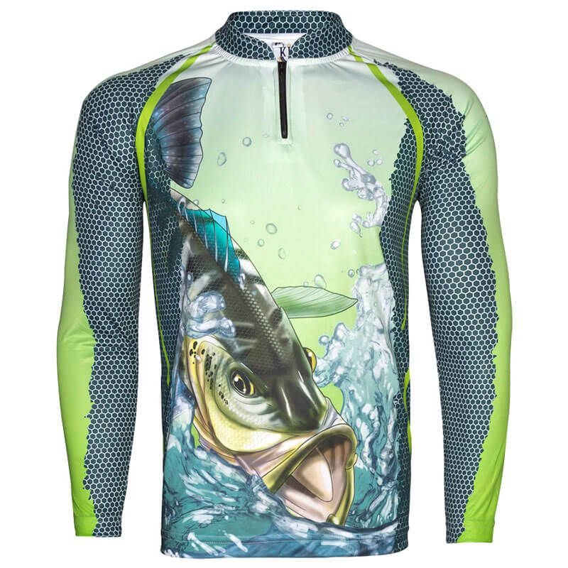 CAMISETA KING FISH KFF22 TUCUNARE