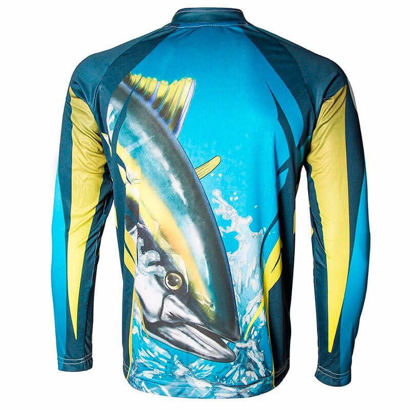 CAMISETA KING FISH KFF25 ATUM