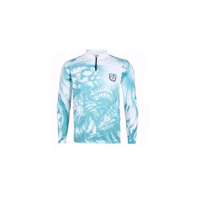 CAMISETA KING FISH KFF51 AQUA