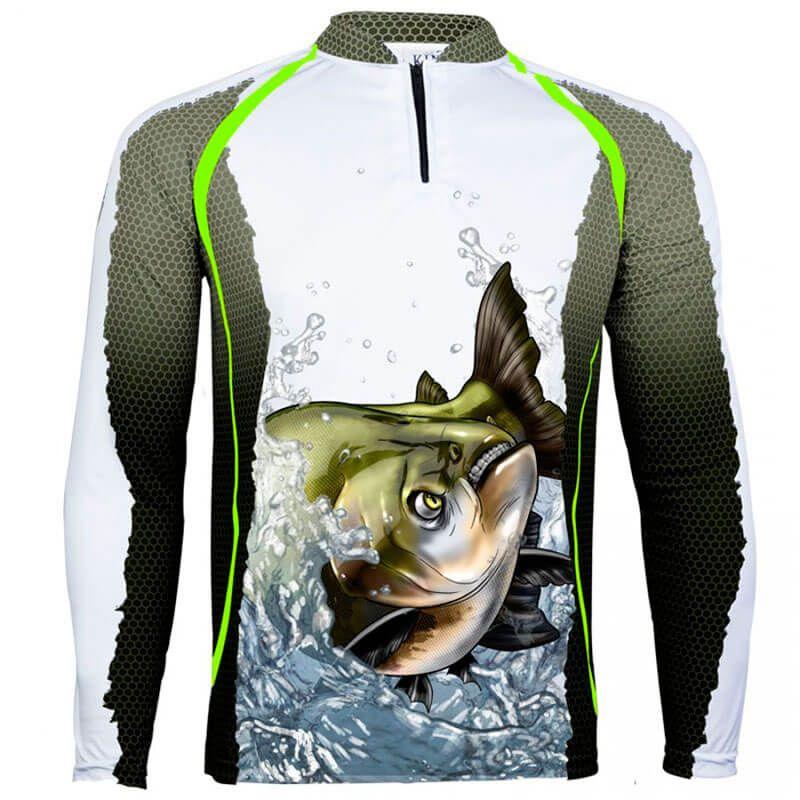 CAMISETA KING FISH KFF67 TAMBAQUI