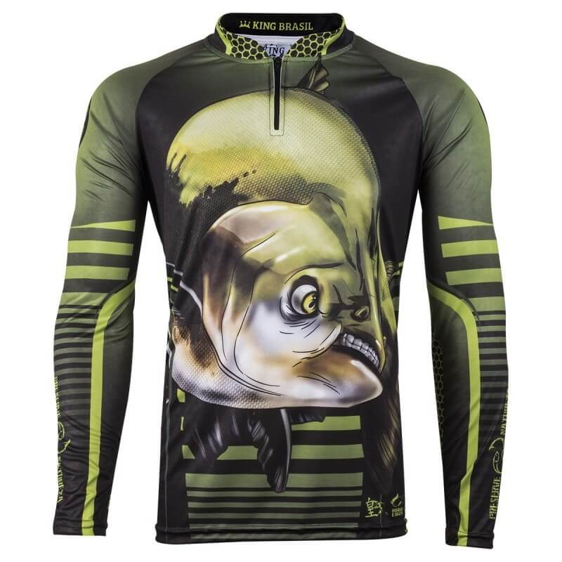 CAMISETA KING FISH VK19 TAMBAQUI