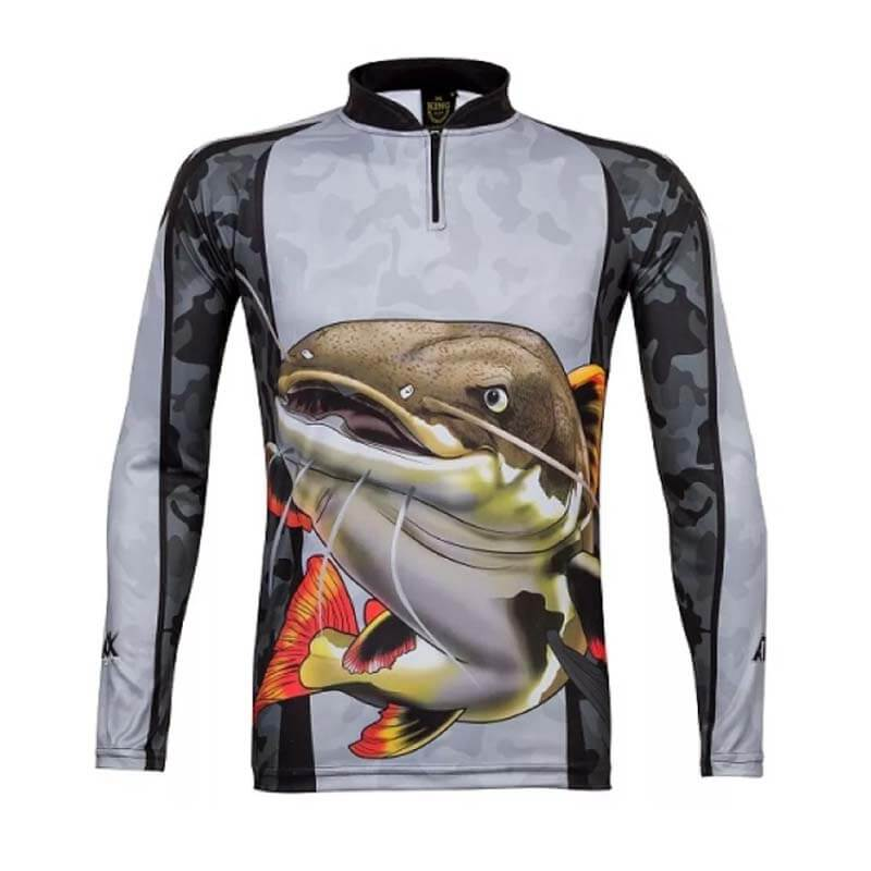 CAMISETA KING FISH VK77 PIRARARA