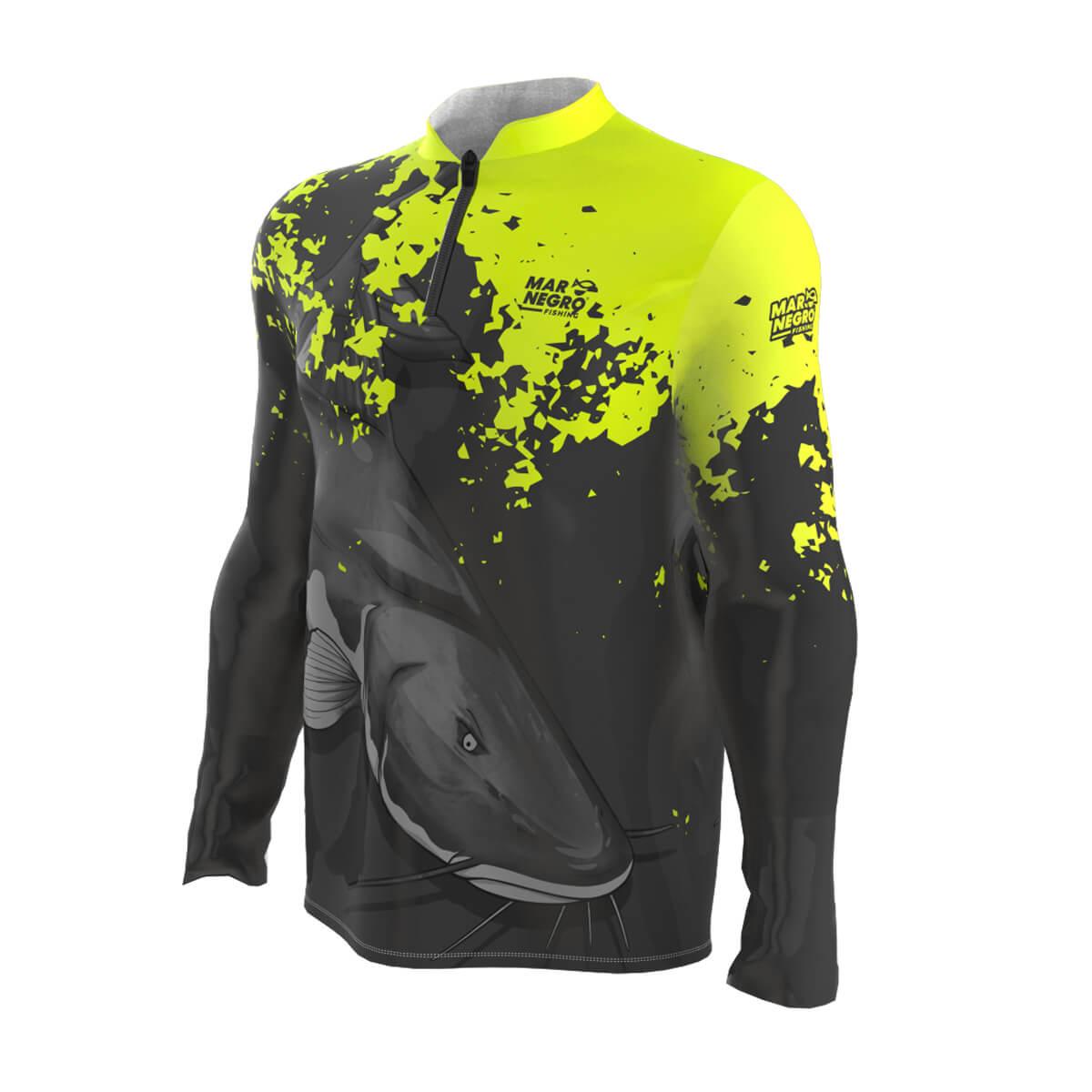 Camiseta Mar Negro 2021 Piraiba  - Pró Pesca Shop