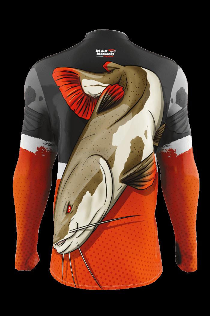 Camiseta Mar Negro 2021 Pirarara  - Pró Pesca Shop