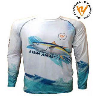 Camiseta Ml Atum GG