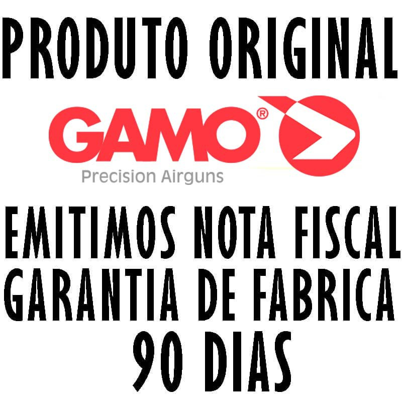 Cano Pistola De Pressão Gamo Af-10 4.5mm (2515960)  - Pró Pesca Shop