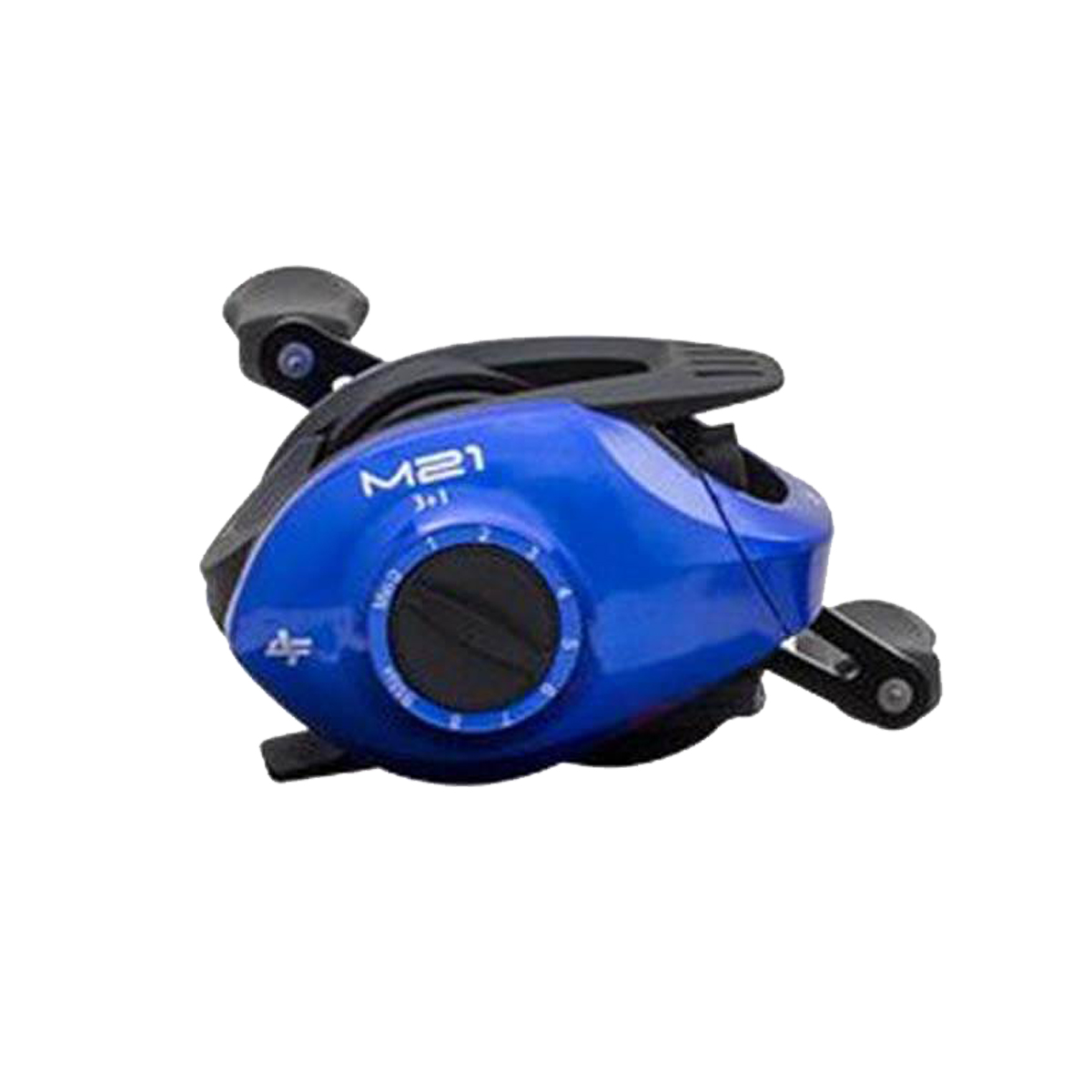 Carretilha Abatroz M 21 Azul (Direita )  - Pró Pesca Shop