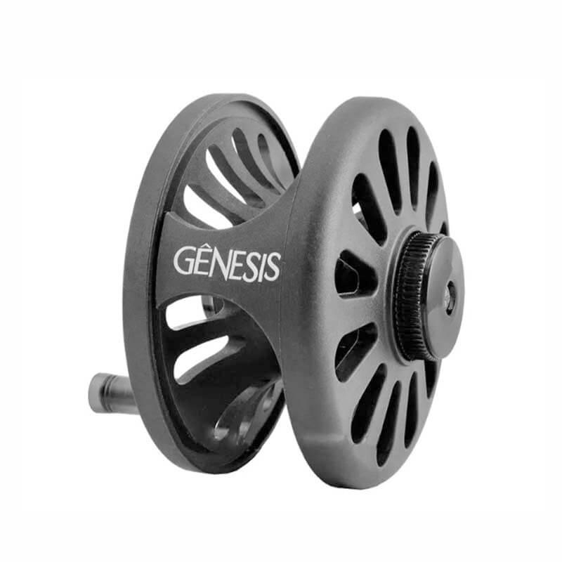 Carretilha de Fly Albatroz Genesis #6/8  - Pró Pesca Shop