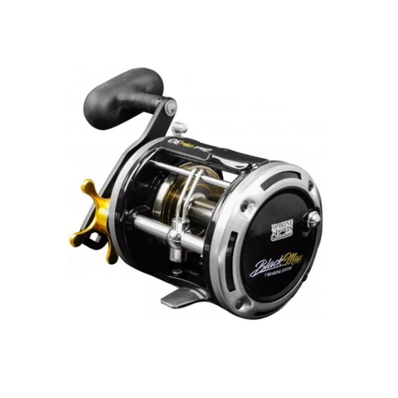 Carretilha Marine Sports Black Max 30 Nova (Direita)  - Pró Pesca Shop