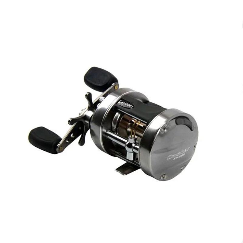 Carretilha Caster Plus 200 (Direita)  - Pró Pesca Shop