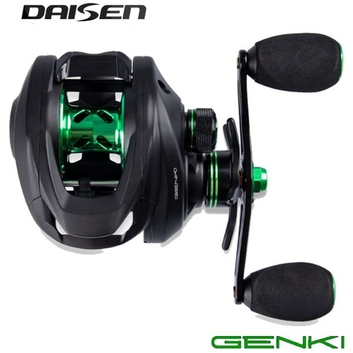 Carretilha Daisen Genki Ge8 Rh (Direita)  - Pró Pesca Shop