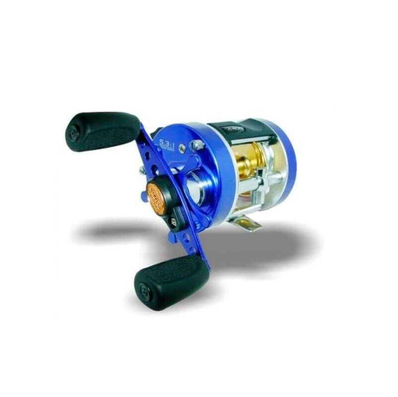Carretilha Marine Sports Caster 3R 200 (Esquerda)  - Pró Pesca Shop