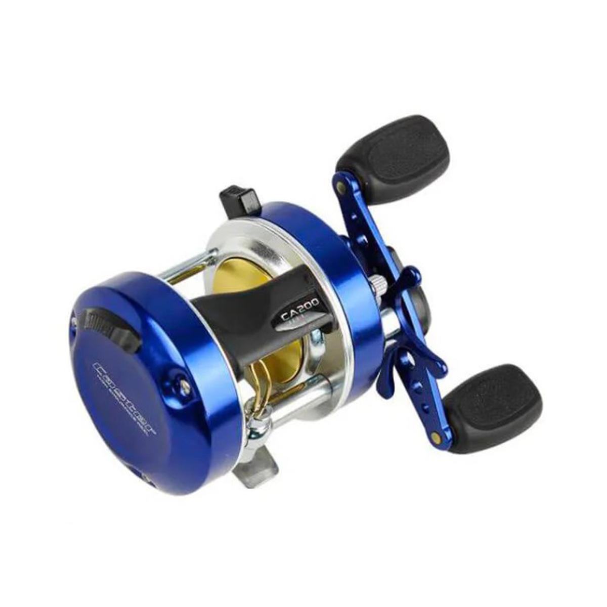 Carretilha Marine Sports Caster 3R 400  - Pró Pesca Shop