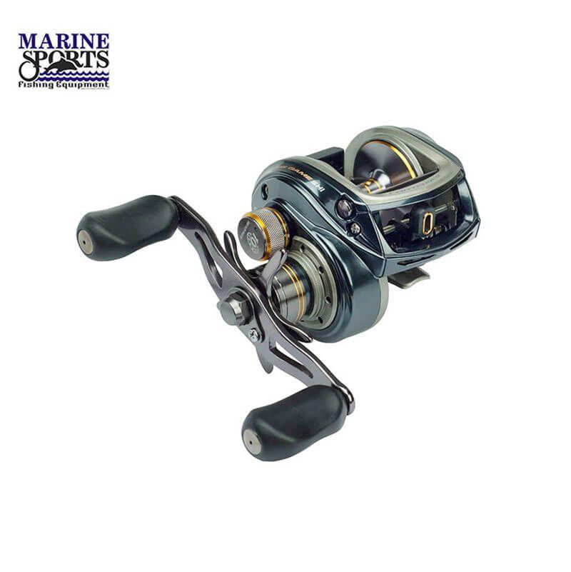 Carretilha Marine Sports Contender Gto Bg Tour (Direita)  - Pró Pesca Shop