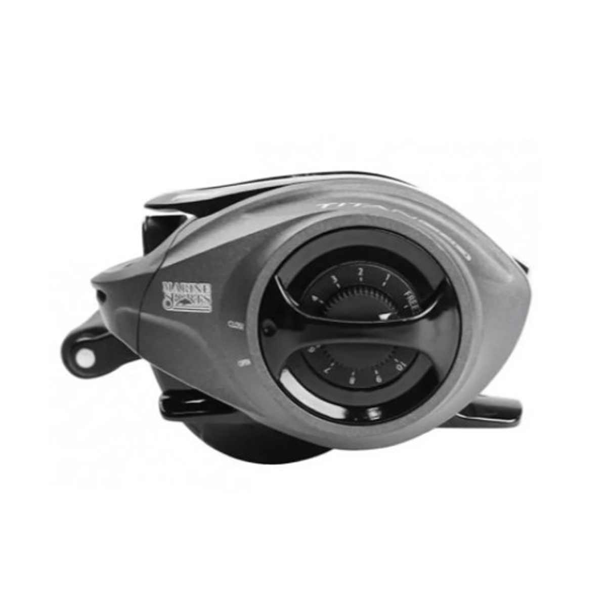 Carretilha Marine Sports Titan Pro 6000 (Direita)  - Pró Pesca Shop